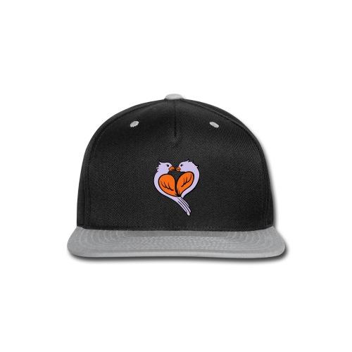 Love birds... - Snap-back Baseball Cap
