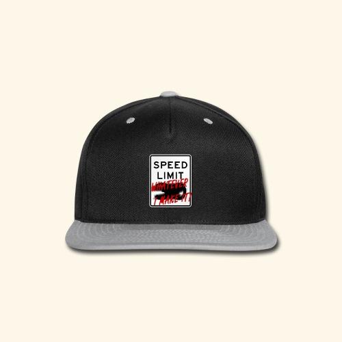 Whatever I Make It - Snap-back Baseball Cap