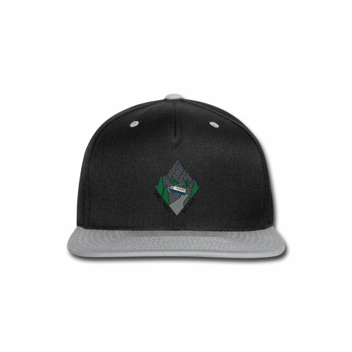 SMBB Original Colour - Snap-back Baseball Cap