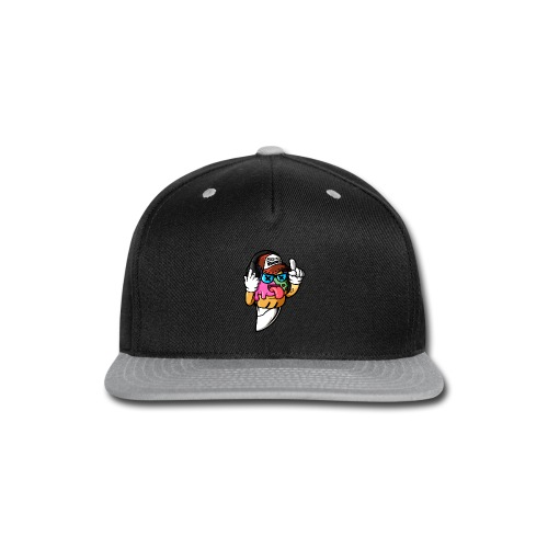 Trip - The Back Row Radio Mascot - Snap-back Baseball Cap