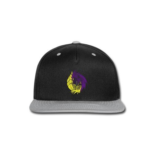 NG Ryu Club Emblem vector graphics - Snap-back Baseball Cap