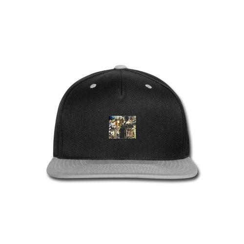 Grit Harbour Stranger T-Shirt - Snap-back Baseball Cap