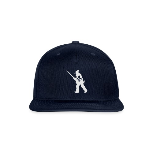 Patriote 1837 Québec - Snap-back Baseball Cap
