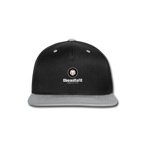 OBESEDTOFITMERCH - Snap-back Baseball Cap