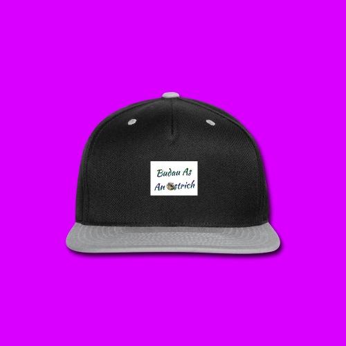 ipod touch ostrich box - Snap-back Baseball Cap