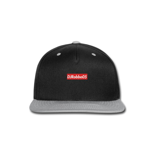 DJRobbo05 Supreme Merch - Snap-back Baseball Cap