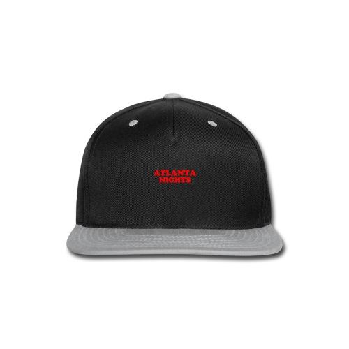ATL NIGHTS - Snap-back Baseball Cap