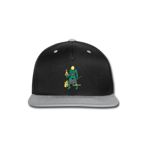 Afronaut - Snap-back Baseball Cap