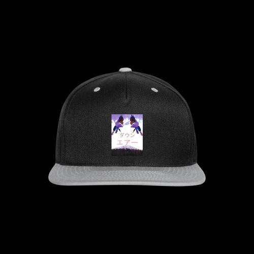 FALCO VAPORWAVE - Snap-back Baseball Cap
