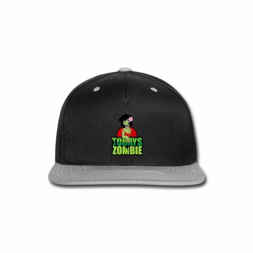 Sexy Zombie | Today's Zombie - Snap-back Baseball Cap