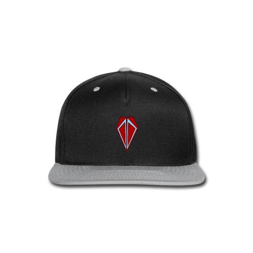 Mining Bros Logo - Snap-back Baseball Cap