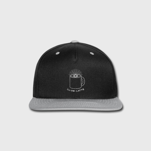 Coffee Illuminati - Snap-back Baseball Cap