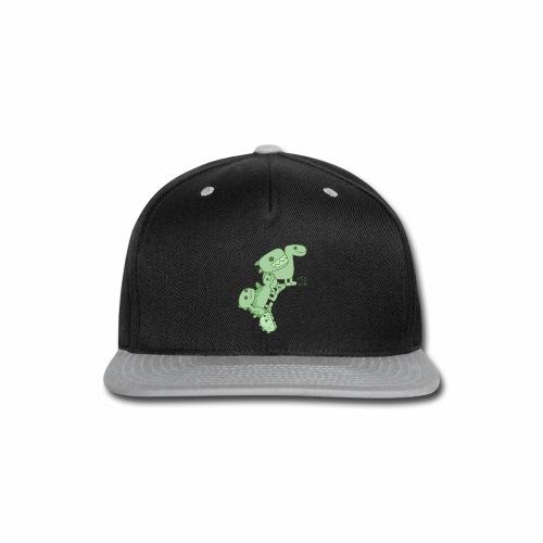 Dinosaur Army - Snap-back Baseball Cap