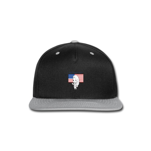 Miss Lopez USA & Land of Freedom - Snap-back Baseball Cap
