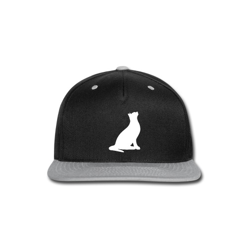 Cat - Snap-back Baseball Cap