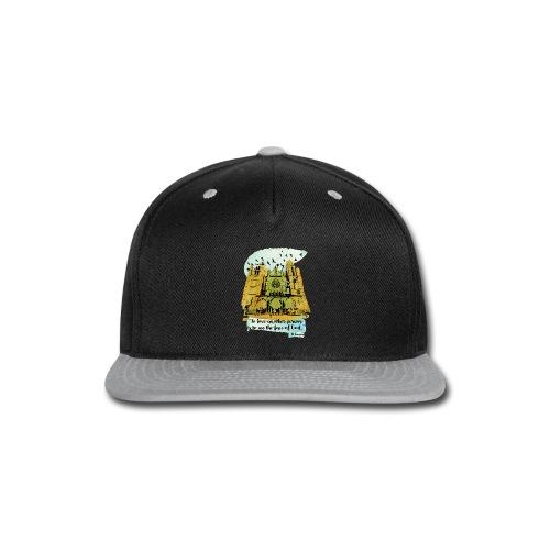 El camino - Snap-back Baseball Cap
