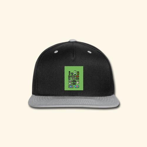 controller handy - Snap-back Baseball Cap