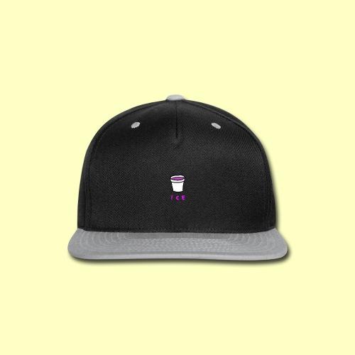 ICE - Snap-back Baseball Cap