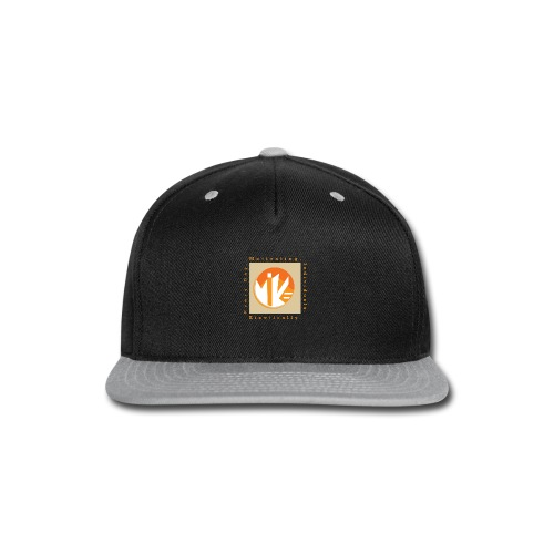 M.I.K.E Motivating Individuals - Snap-back Baseball Cap