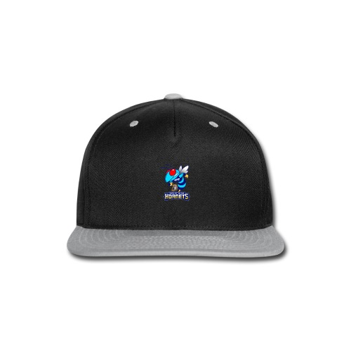 Hornets FINAL - Snap-back Baseball Cap