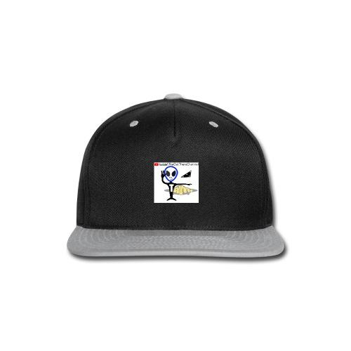 TshirtNewLogoOTchan 2 - Snap-back Baseball Cap