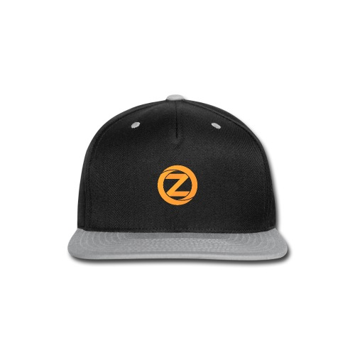 Just the logo - Snap-back Baseball Cap