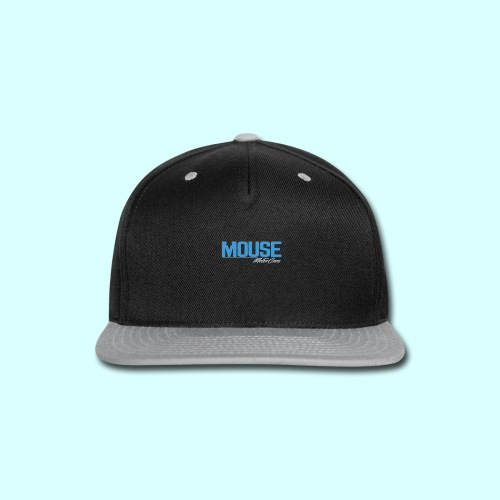 Mouse MotorCars - Snap-back Baseball Cap