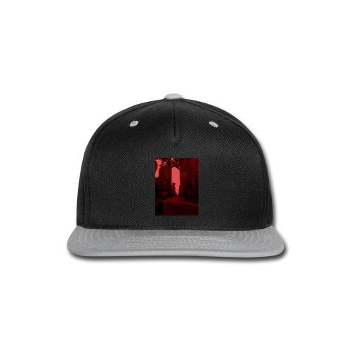 Bloody Vancouver - Snap-back Baseball Cap