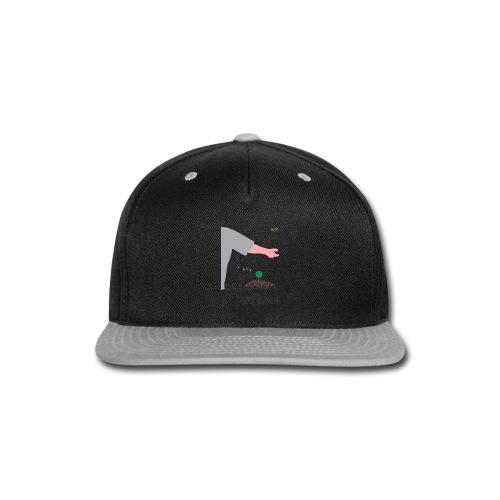 Provérbios_22:8 - Snap-back Baseball Cap
