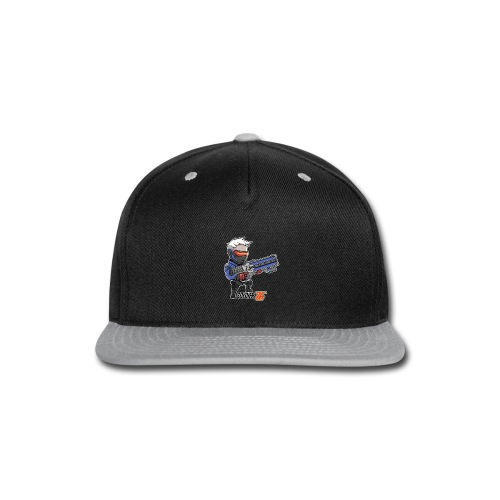 Soldier 76 - Snap-back Baseball Cap