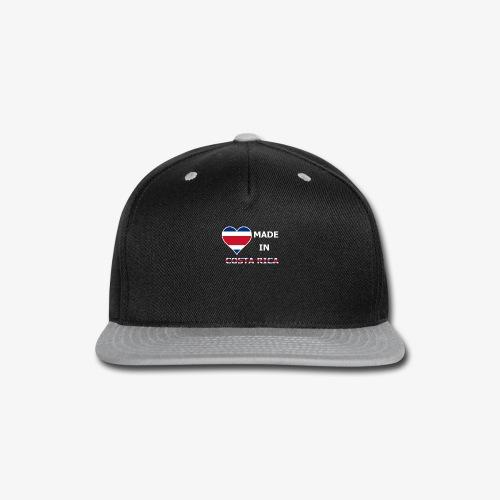 Costa Rica 2 - Snap-back Baseball Cap