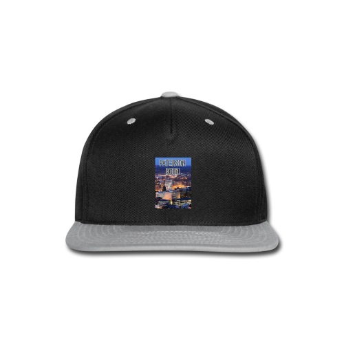 Paterson Born - Snap-back Baseball Cap