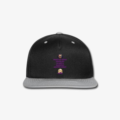 Handpay - Snap-back Baseball Cap