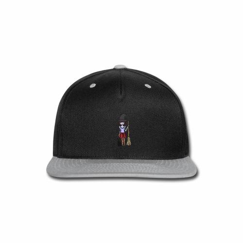 Gigi the good witch (no background) - Snap-back Baseball Cap