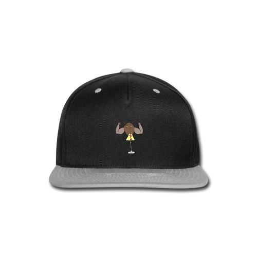 Moth + Muscles v. Lamp - Snap-back Baseball Cap