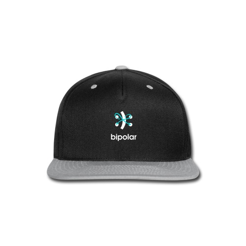bipolar - Snap-back Baseball Cap