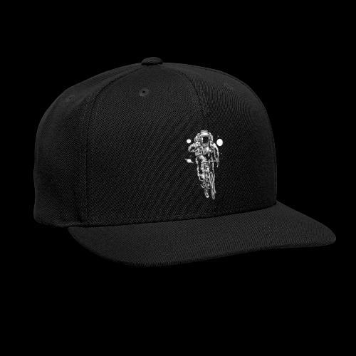 Space Cyclist - Snap-back Baseball Cap