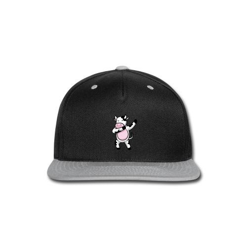 Milky - Snap-back Baseball Cap