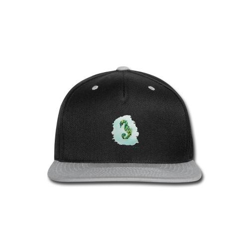 Sea Horse - Snap-back Baseball Cap