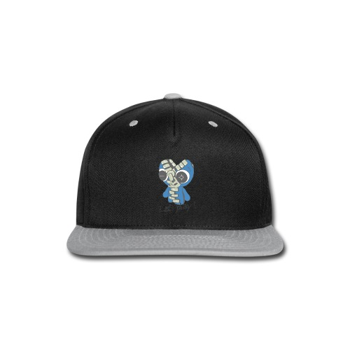 Zipper monster - Snap-back Baseball Cap