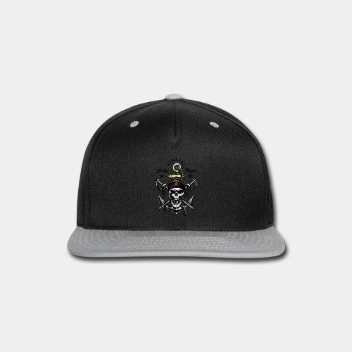 pirates - Snap-back Baseball Cap