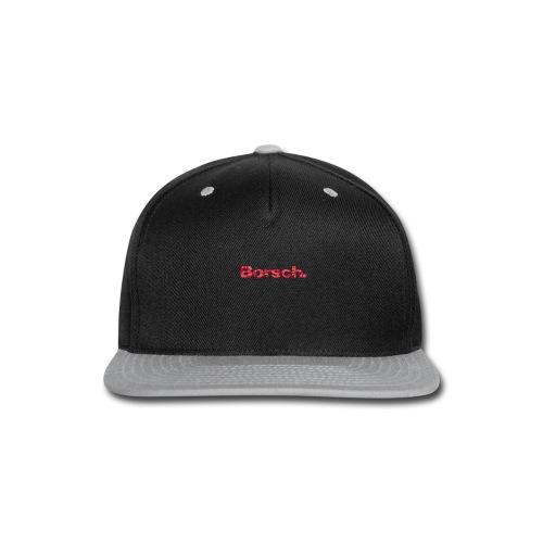 Borsch - Snap-back Baseball Cap
