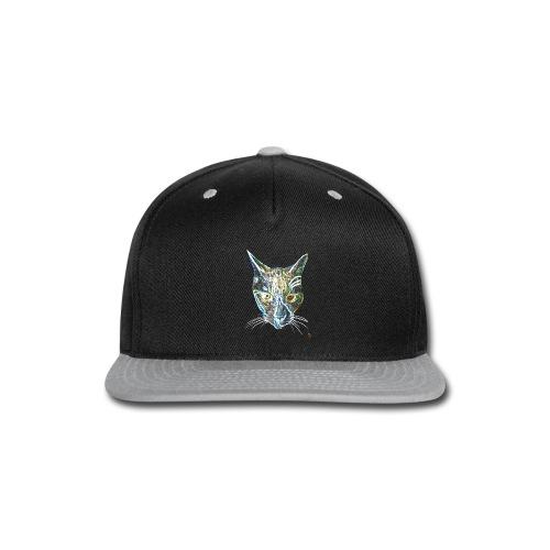 Kittycat - Snap-back Baseball Cap
