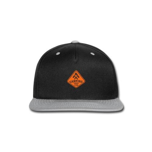 Campfire - Snap-back Baseball Cap