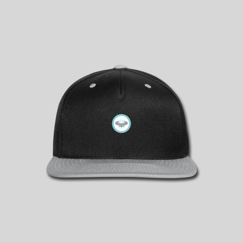 ALIENS WITH WIGS - Small UFO - Snap-back Baseball Cap