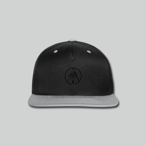 occult eye - Snap-back Baseball Cap