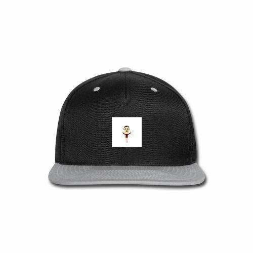 Mii - Snap-back Baseball Cap
