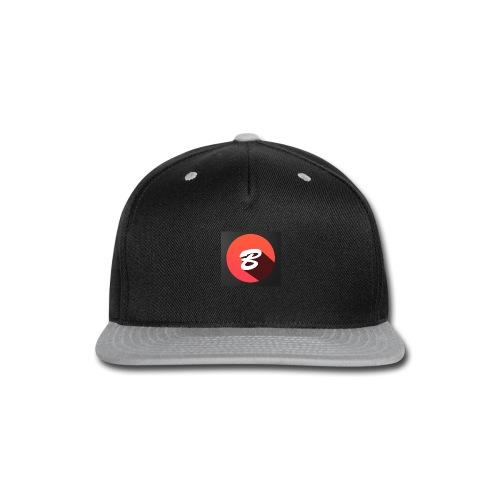 BENTOTHEEND PRODUCTS - Snap-back Baseball Cap