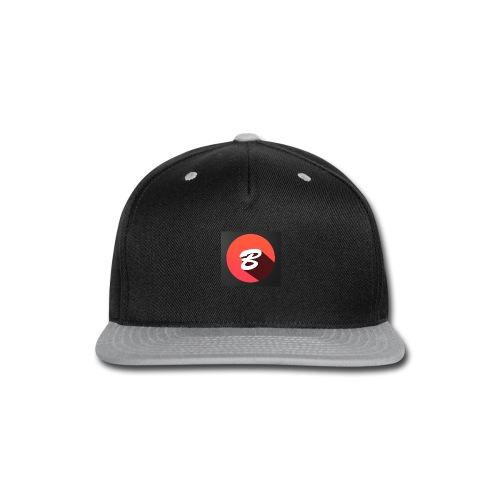 BENTOTHEEND PRODUCTS - Snap-back Baseball Cap