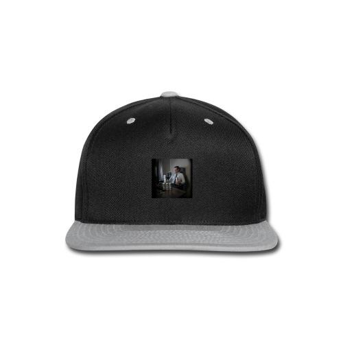 BoomerIRL - Snap-back Baseball Cap